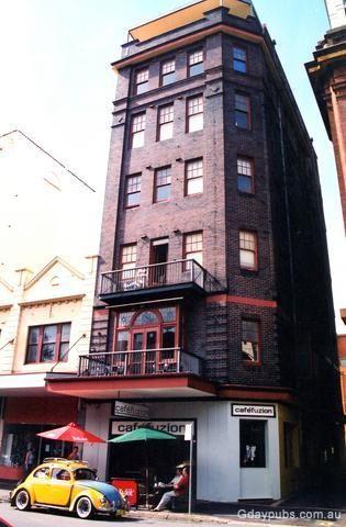 Former Westminster Hotel