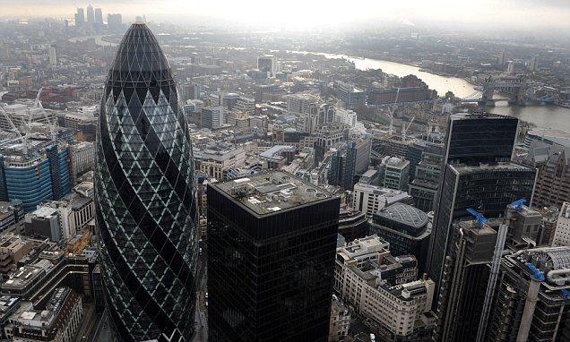 FTSE 100 shares drop 2.7% as global stock markets take another pounding | Daily Mail Online