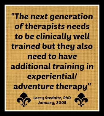 """""""The Therapist in the Wilderness: A New Paradigm""""~  The Parent Empowerment Handbook, 22nd Edition~ Part 3~ Wilderness Therapy + Outdoor Adventure http://www.amazon.com/Wilderness-Adventure-Empowerment-Handbook-ebook/dp/B00EOY27AE/ref=sr_1_5?ie=UTF8&qid=1377800592&sr=8-5&keywords=Lon+Woodbury"""