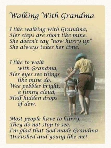 ❤ I love my Grandma's ❤  LOVE my Gram...Rita G. Reid!
