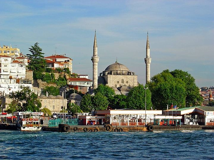 Uskudar, Turkey