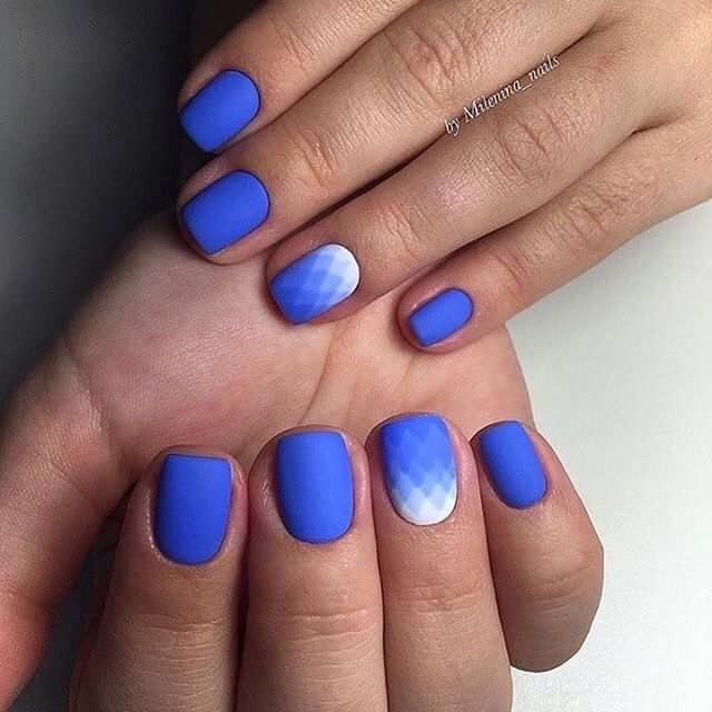 how to make your nails very matte