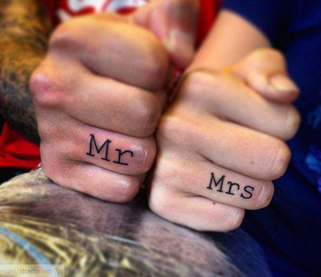 15 Increíbles tatuajes en pareja para este 14 de febrero ¡Vas a querer hacerte el #14!