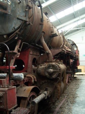 Stoom Stichting Nederland - SSN Locomotief 50 1255