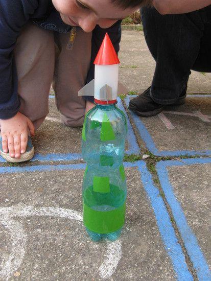 Vzduchová raketka