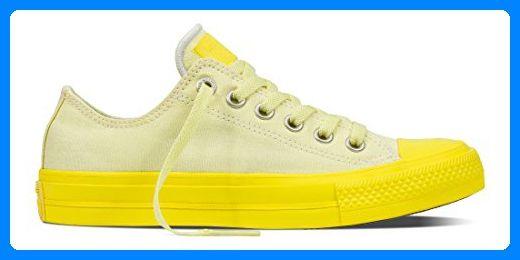 Converse Unisex-Erwachsene Chuck Taylor All Star II Sneaker, Gelb (Lemon Haze/Fresh Yellow/Fresh Yellow), 39 EU - Sneakers für frauen (*Partner-Link)