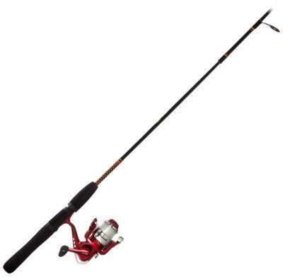 """Shakespeare Ugly Stik Spinning Rod and Reel Combo Kit: """"""""""""A classic Shakespeare Ugly Stik Spinning Rod… #Fishing #Boating #Hunting #Camping"""