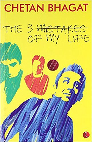 Chetan Bhagat - The 3 mistakes of my life
