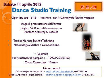 11/04/2015 open lab LUOGO: centro di eccellenza per la danza FABRICADANZA - via rampart 1 REGIONE: Piemonte PROVINCIA: Torino CITTA': chieri http://www.weekendinpalcoscenico.it/portale-danza/doc.asp?pr1_cod=4738#.VQsMT46G9V0