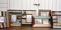 Fotolijstjes sloophout