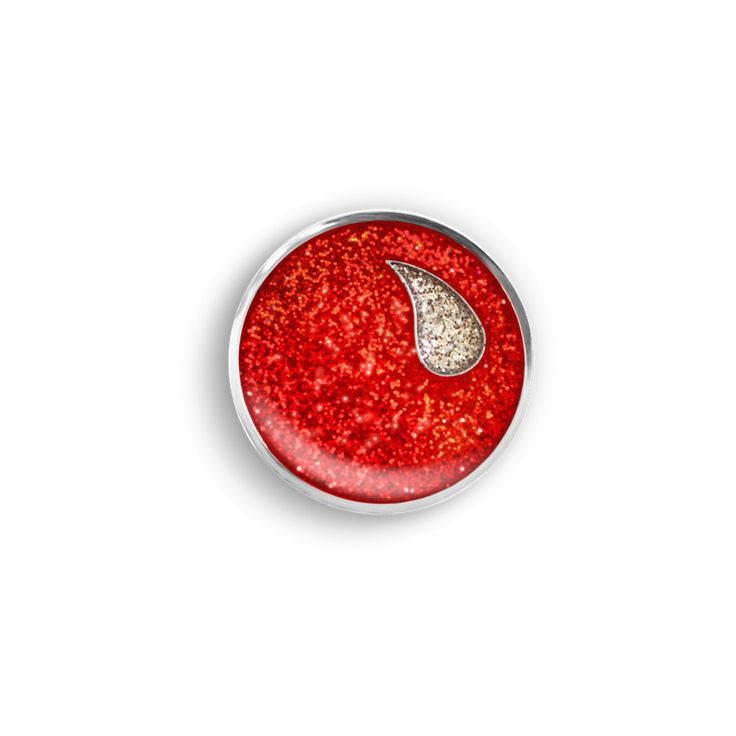 Featuring the classic Red Nose design, it's red, sparkly and so ridiculously sparkly that we've felt it necessary to say 'sparkly' three times in one sentence.