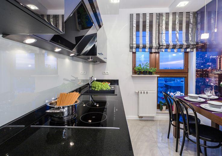 Studio Meble Wach KUCHNIA W MIESZKANIU- Ta kuchnia sprosta oczekiwaniom nawet najbardziej wymagających klientów.