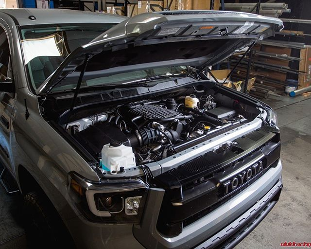 Toyota Tundra Supercharger >> Flashback Friday To When Project Tundra Trd Pro Got A