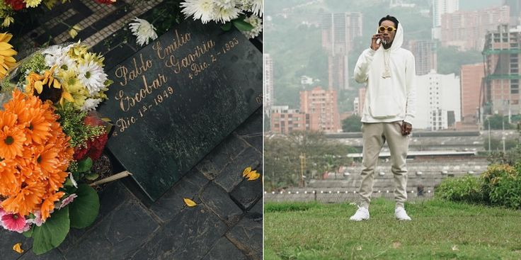 Pablo Escobar is an intriguing anti-hero on the show Narcos. But he's something much worse to the mayor of Medellin and many of the Colombian city's citizens. This discrepancy came to a head after Wiz Khalifa visited the late cocaine kingpin's grave, adorning it with flowers and a joint. Pablo Escobar is an intriguing anti-hero …