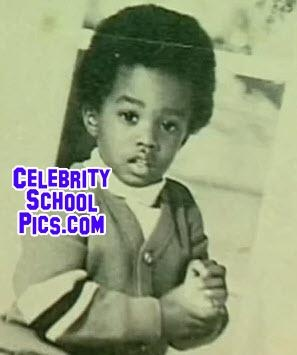 P Diddy - Celebrity School Pic