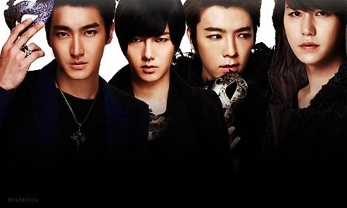 Super Junior // Opera // CD Cover // Siwon <3