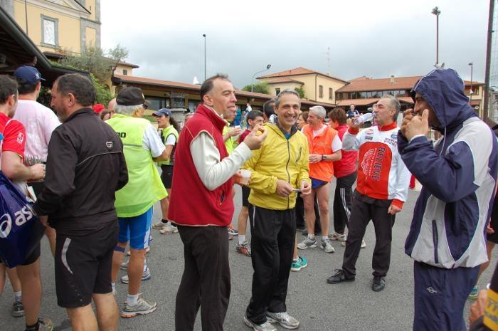 Strarenate - Arrivo: Straren 2012, Arrivo