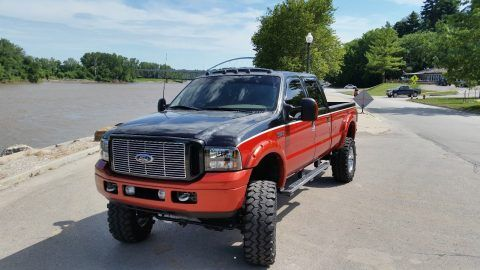 fully restored 2003 Ford F 250 F 350 Off Road monster truck for sale