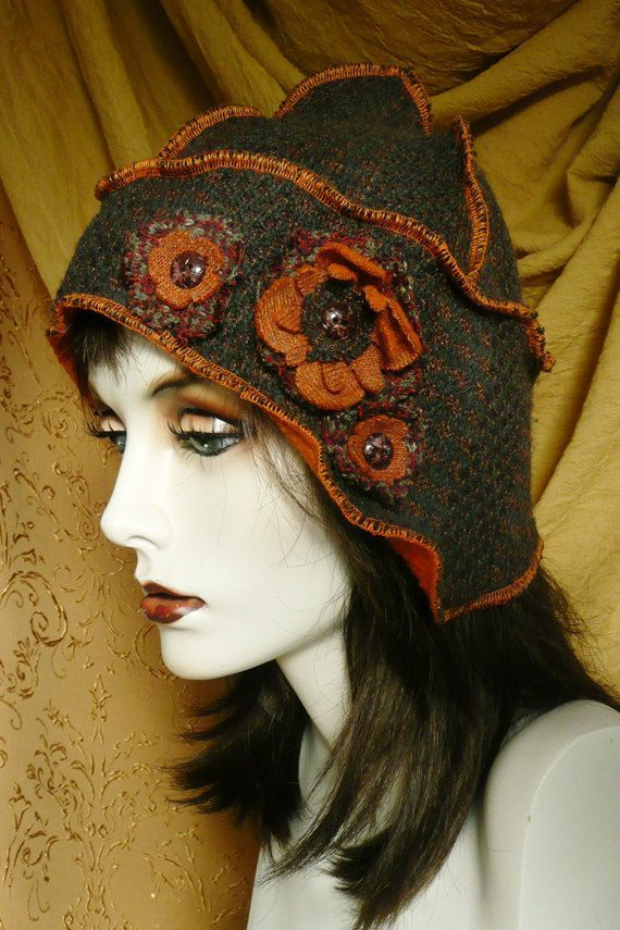 Recycled Sweater Hats Patterns - Bing images
