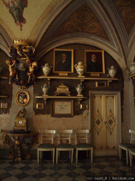 Farmaceutica di Santa Maria Novella - Florenz - Sehenswürdigkeiten - Italien | de.rail.cc