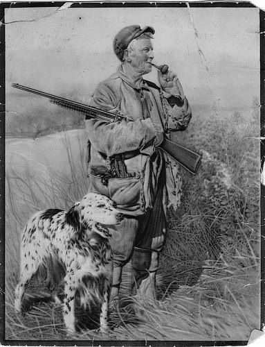 Love these old hunting pics
