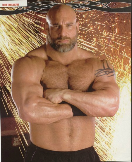 bill goldberg workout routine