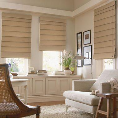 jcpenney.com | JCPenney Home™ Savannah Roman Shade