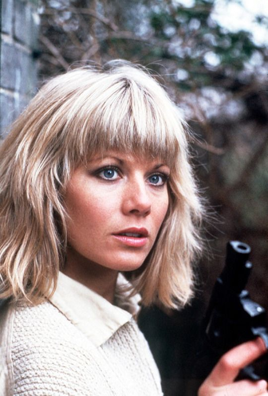 Glynis Barber / Dempsey & Makepeace / 1980s