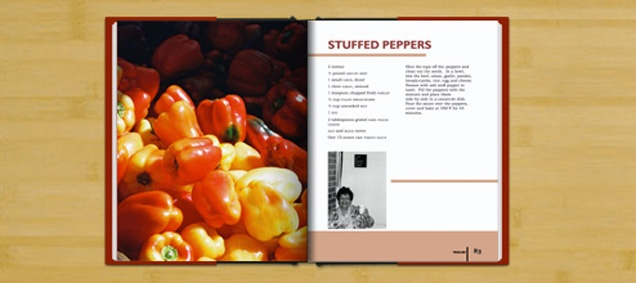 Make your own Cookbook Templates. its just $4.00 to have it ...
