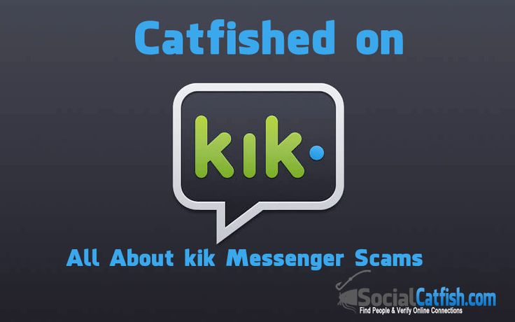 kik online dating