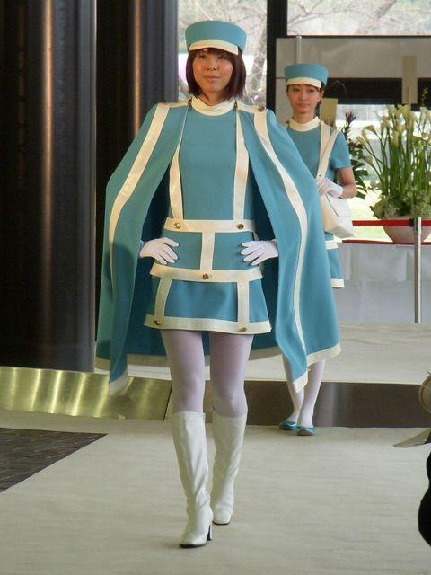 Uniforms for Suntory Pavilion, EXPO70