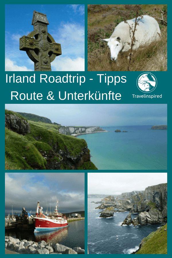 Irland Roadtrip: Tipps, Route & Unterkünfte