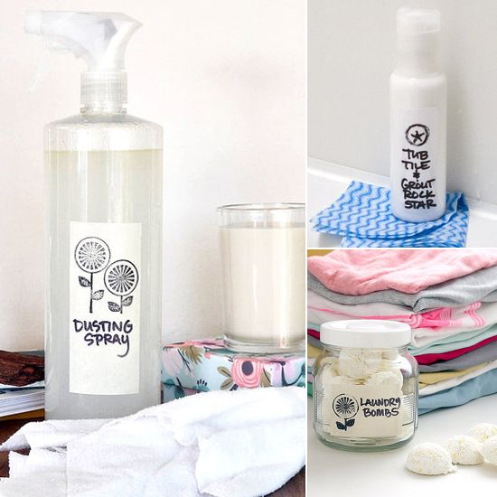 Make These 29 DIY Cleaning Products For Pennies