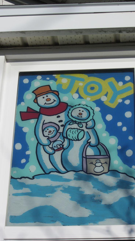 2015 Snowman Family