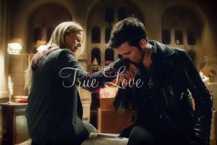 Emma is the Product of her parents True Love. and here is Emma's True Love reminding her of that and who she is! #CaptainSwan!