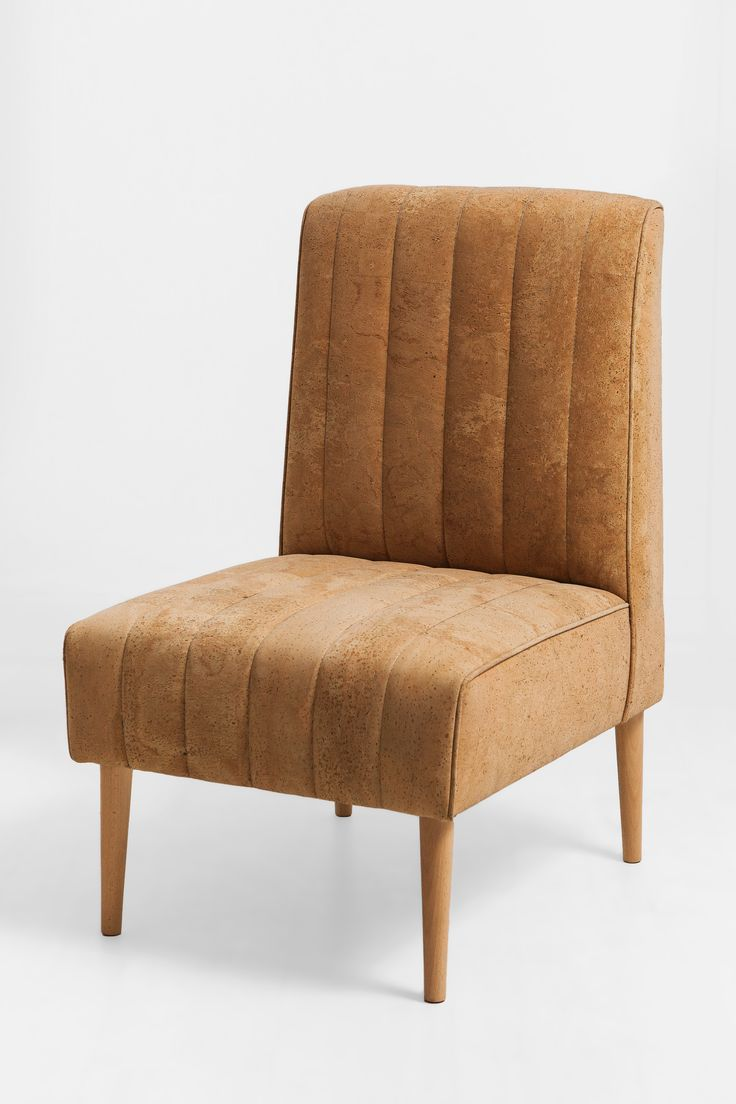 MAPPLE CCK natural leather cork -  Armchair, heritage of portuguese craftsmanship. The new creation, by Creative-Cork. #cortiça #cork #liege #kork #design #sughero #furniture #meubles #ecologiac # #sideboard #interior #home #decor #wood # #fabric #trends #madewithcork #madeofcork #corkdesign #interior design #homedesign #