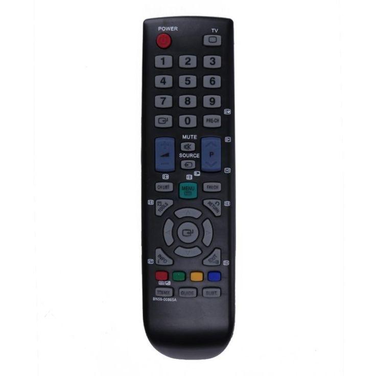 ส่งมอบ ของดี<SP>Dedicated TV Remote Controller for Samsung BN59-00865A LED TV - intl++Dedicated TV Remote Controller for Samsung BN59-00865A LED TV - intl Product name: TV Remote Control for Samsung Power supply: 2 x AAA Battery(Not included) Color: Black Product size: approx. 185*50*3 ...++