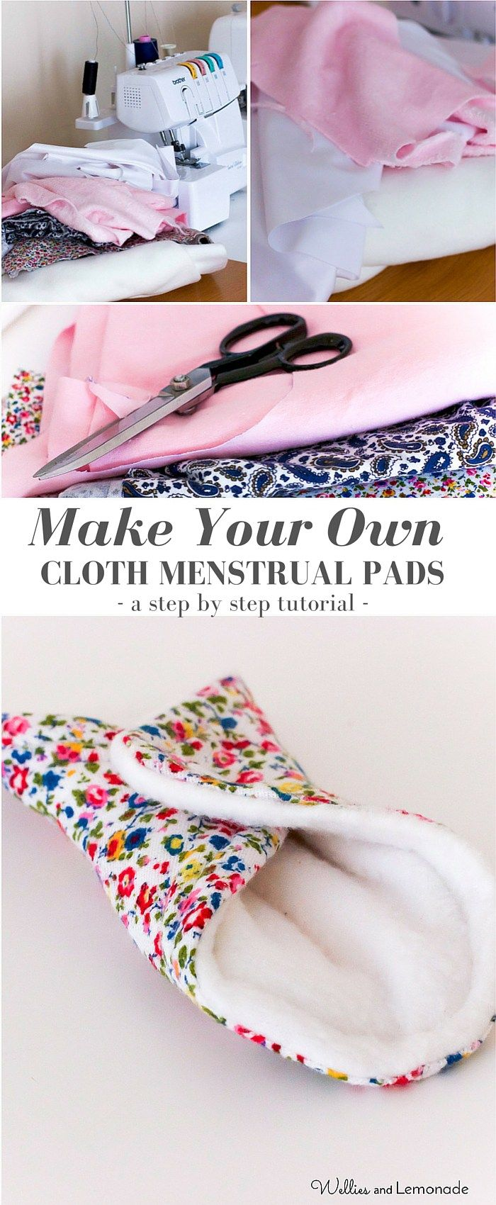 Want to give it a try and make your own pads? Try this step by step tutorial with the exact same  templates that I use and sold them successfully online. find them over at http://www.welliesandlemonade.com/make-cloth-menstrual-pads-tutorial