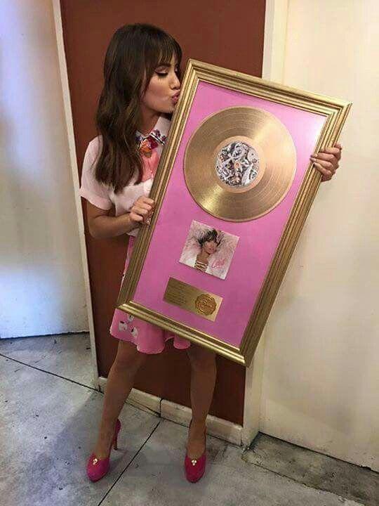 #Soy disco de oro!