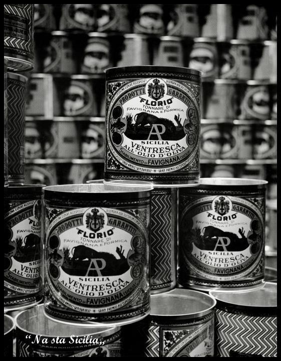 Canned tuna   Tonnara Florio di Favignana