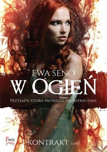 Okładka książki W ogień