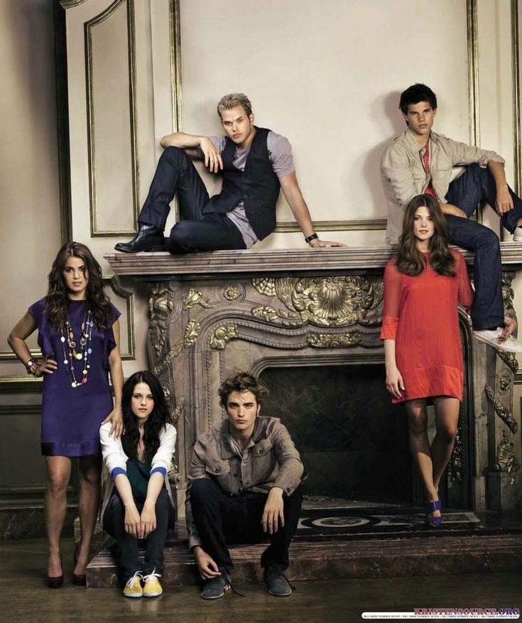 Twilight Cast | Twilight Cast - Twilight Series Photo (10531243) - Fanpop fanclubs