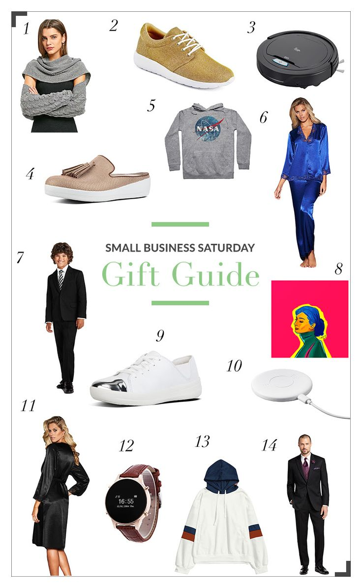 Small Business Gift Guide containing special deals all the way from Black Friday to Cyber Monday. Take advantage of this special prices.