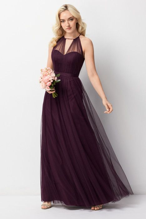 17242 gown from the 2016 Wtoo Bridesmaids collection, as seen on dressfinder.ca