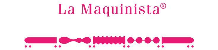 La Maquinista, identidad para un Sex Shop.