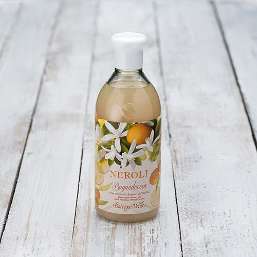 Neroli - Bagnodoccia con acqua di Arance di Sicilia (400 ml)   Bottega Verde