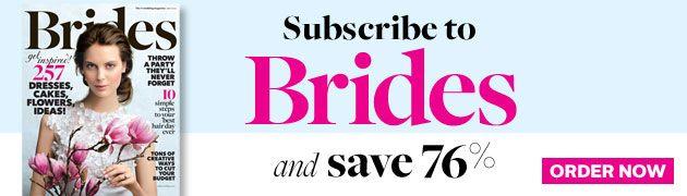 All Things Rainbow | Wedding Style | Wedding Ideas | Brides.com : Brides