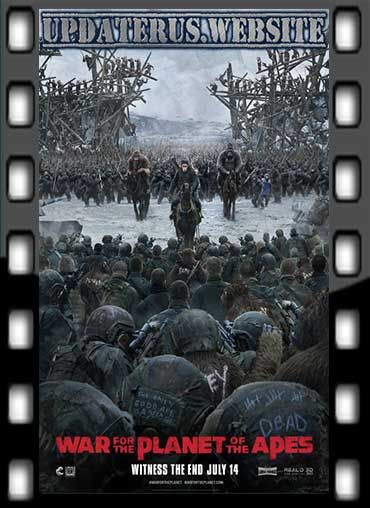 NONTON FILM STREAMING WAR FOR THE PLANET OF THE APES (2017) SUB INDO