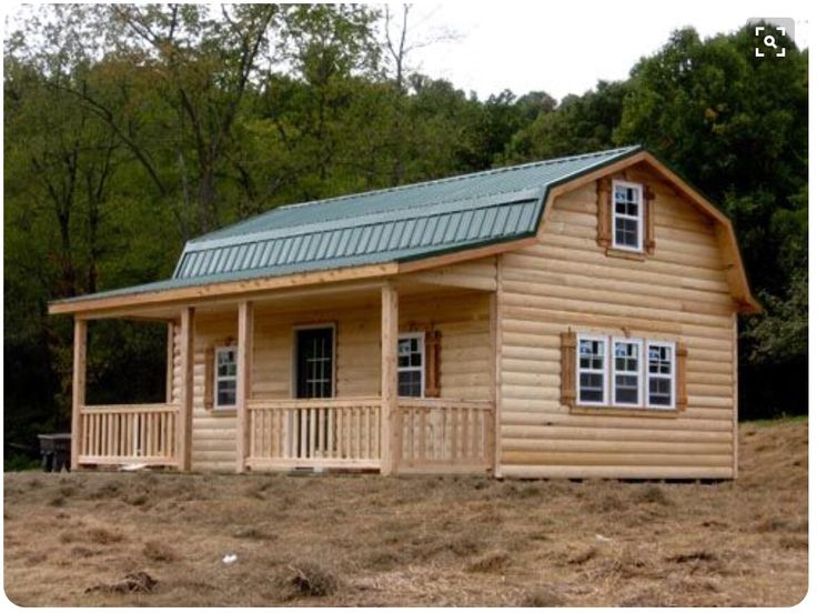 Small Cabin Plan Build Yourself Small Cabin Building Plans: Barn Inspired Houses Exteriors
