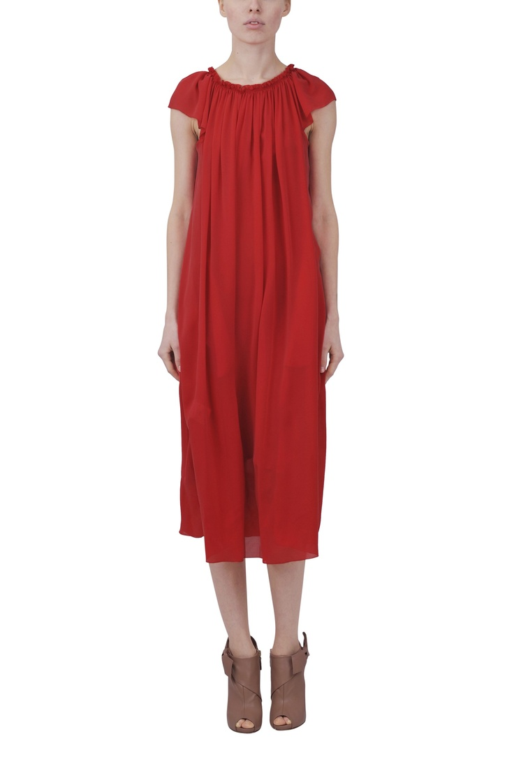 See by Chloe'-silk gown